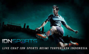 Live Chat IDN Sports Resmi Terpercaya Indonesia